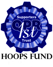 QPR Supporters 1st Trust Hoops Fund logo