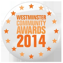 Westminster Community Awards 2014 logo
