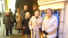 Older people events and outings  Theatre trip to see The Jersey Boys