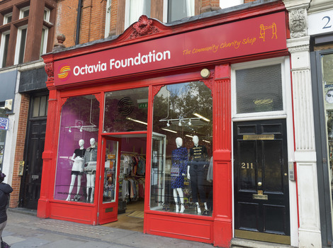 Octavia   Brompton Rd Charity Shop   81OCT 150917 0672